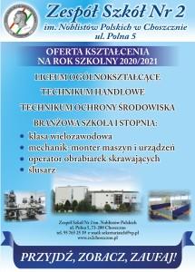 ZS Nr 2 w Choszcznie - plakat (1)